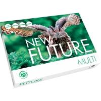 Kopierpapier New Future Multi, A4, 80g, 4fach gelocht, weiß, 500 Blatt