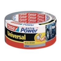Gewebeband Tesa extra Power 56388, 48mm x 25m, silber
