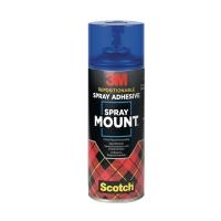 Sprühkleber 3M Spray Mount™ 051847, 400 ml, beige, 1 Dose