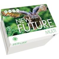 Kopierpapier New Future Multi, A4, 80g, ungeriest, weiß, 2.500 Blatt