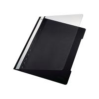 Schnellhefter Leitz 4191, A4, aus PVC-Folie, schwarz