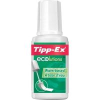 Korrekturflüssigkeit Tipp-Ex Ecolutions, Umwelt, Inhalt: 20ml