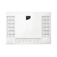 Ersatzkalendarium Lyreco für Kalender-Schreibunterlage 25 Kalenderblätter