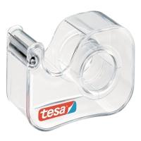 Handabroller Tesa 57445, für 19mm x 10m, milchig-transparent