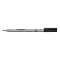 OHP-Stift Staedtler Lumocolor 316F, wasserlöslich, Strichstärke: 0,6mm, schwarz