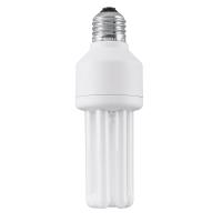 Energiesparlampe Aluminor für E27-Sockel, 20 Watt
