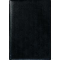 Buchkalender 2018 Zettler 873, 1 Tag / 1 Seite, 15 x 21cm, schwarz