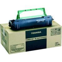 Kopier-Toner Toshiba TK-18, Reichweite: 7.200 Seiten, schwarz