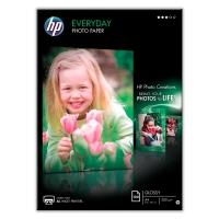 Fotopapier HP Q2510A, Standard Inkjet, 200g, A4, glänzend, 100 Blatt
