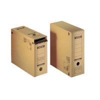 Archivschachtel Leitz 6086, A4, 32,5 x 27 x 12cm, naturbraun
