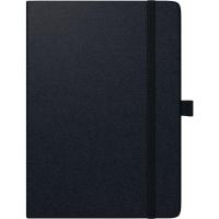 Buchkalender 2018 Brunnen 79166 Kompagnon, 1 Woche / 2 Seiten, A5, schwarz