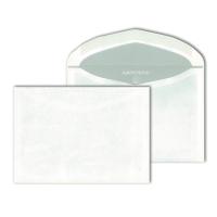 Briefumschläge Blessof 212000, C6, ohne Fenster, NK, 75g, weiß, 1000 Stück