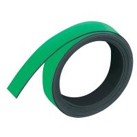 Magnetband Franken M802, Maße: 10mm x 1m, grün