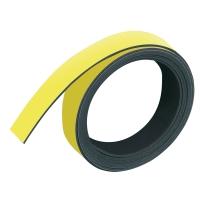 Magnetband Franken M802, Maße: 10mm x 1m, gelb