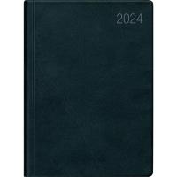 Taschenkalender 2018 Zettler 610, 1 Tag / 1 Seite, 10x14cm, sortiert