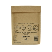 Luftpolstertaschen Mail Lite C/0, Innenmaße: 150x210mm, goldgelb, 100 Stück