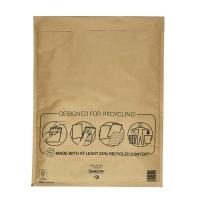 Luftpolstertaschen Mail Lite K/7 Innenmaße: 350x470mm goldgelb 50St