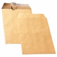 Versandtaschen Bong 8140039, C4, ohne Fenster, Haftklebung, 90g, braun, 250 St