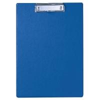 Klemmbrett Maul 23352, A4, folienüberzogener Karton, blau