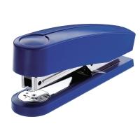 Heftgerät Novus B 2 - Heftleistung: 25 Blatt, blau