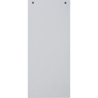 Trennstreifen 24 x 10,5cm (B x L), recycling-weiß, 100 Stück