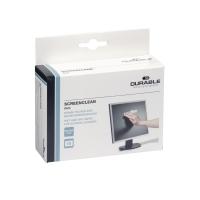 Reinigungstücher Durable 5721, nass und trocken für Bildschirme
