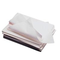 Löschpapier Franken Z1925, für Tafellöscher Z1921, 100 Blatt