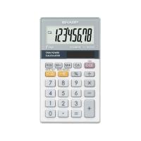 Taschenrechner Sharp EL-W200E, 8stellig, Solar-/Batteriebetrieb, weiß