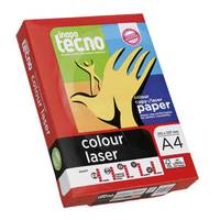 Kopierpapier Inapa Tecno Colour Laser, A4, 100g, weiß, 500 Blatt