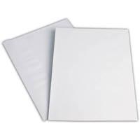 Faltentaschen Otto 20582, C4, 20mm-Falte, ohne Fenster, HK, weiß, 200 Stück
