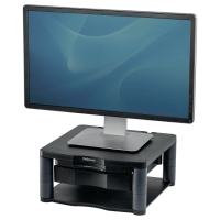 Monitorständer Fellowes 9169501 Premium Plus, 5 Stufen, bis 36kg, graphit