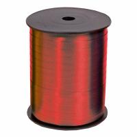 Geschenkband Clairefontaine 601706C, Breite: 7mm, Länge: 500m, rot