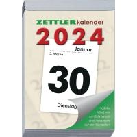 Tagesabreißkalender 2018 Zettler 313, 1 Tag / 1 Seite, 10x14,5cm