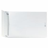Faltentaschen Bong 14722 C4 229x324mm 38mm-Falte ohne Fenster HK weiß 50St