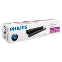 Thermotransferrolle Philips PFA-351, Reichweite: 140 Seiten, schwarz
