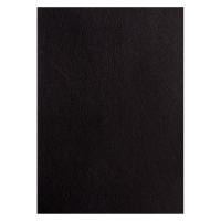 Einbanddeckel Pavo 8011124, A4, Lederstruktur, schwarz, 100 Stück