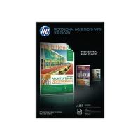 Fotopapier HP CG966A beidseitig beschichtet A4 hochglanz 200g/qm 100 Blatt