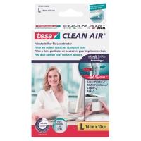 Feinstaubfilter Tesa 50380 Clean Air, Größe L, Maße: 140x100mm