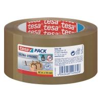 Packband Tesa tesapack 57177, 50mm x 66m, braun