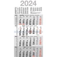 Viermonatskalender 2018 Bühner M4MF, 4 Monate / 1 Seite, 30x59cm