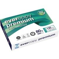 Kopierpapier Evercopy Premium 1902, A4, 80g, weiß, 500 Blatt