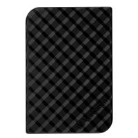 Festplatte Verbatim Store n Go Portable, extern, USB, 6,35cm, 500 GB, schwarz