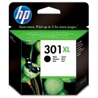 Tintenpatrone HP CH563EE - 301XL, Reichweite: 480 Seiten, schwarz