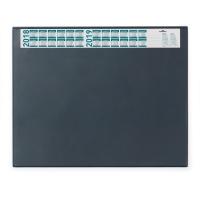 Schreibunterlage Durable 7204, 65 x 52cm, mit Vollsichtfolie, dunkelblau