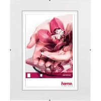 Bilderrahmen Hama 63128 Clip-Fix, 29,7 x 42cm, (Bildformat 18 x 24cm), rahmenlos