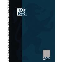 Collegeblock Oxford 8028, A4+, kariert, 90g, 4fach gelocht, 80 Blatt
