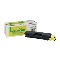 Toner Kyocera TK-590Y, Reichweite: 5.000 Seiten, gelb