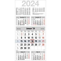 Fünfmonatskalender 2018 Bühner M5TF, 5 Monate / 1 Seite, 30x59cm