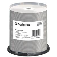 CD-R Verbatim 43718, 700MB, 80Min, 52x, thermotransfer, Spindel mit 100 Stück
