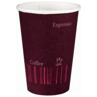 Einweg-Becher Duni 159921 Coffee quick, 24cl, Papier, braun, 50 Stück